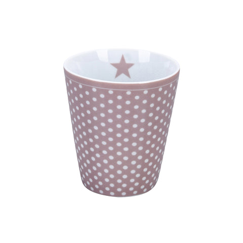Becher DOTS, rose