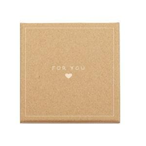 Armreif *LOVE YOU TO THE MOON AND BACK*/ rosegoldfarben