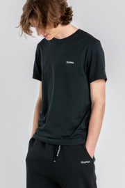 Islanna Black T-Shirt