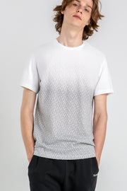 Gradient T-Shirt White