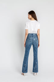 Organic Denim Trousers