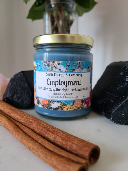 Employment Spell Candle Ritual, Job Security Spell Magic, Powerful job spells, Witch Job Spell, Steady Work Candle Spell Ritual