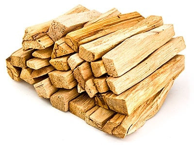 "Palo Santo Wood Incense Sticks - 4""L (1 Pound) - Earth Energy & Company"