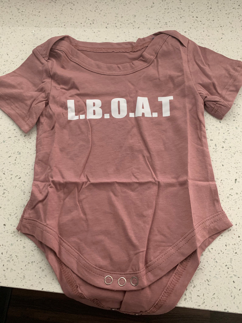 Rob Parker - L.B.O.A.T. Onesie - One Size