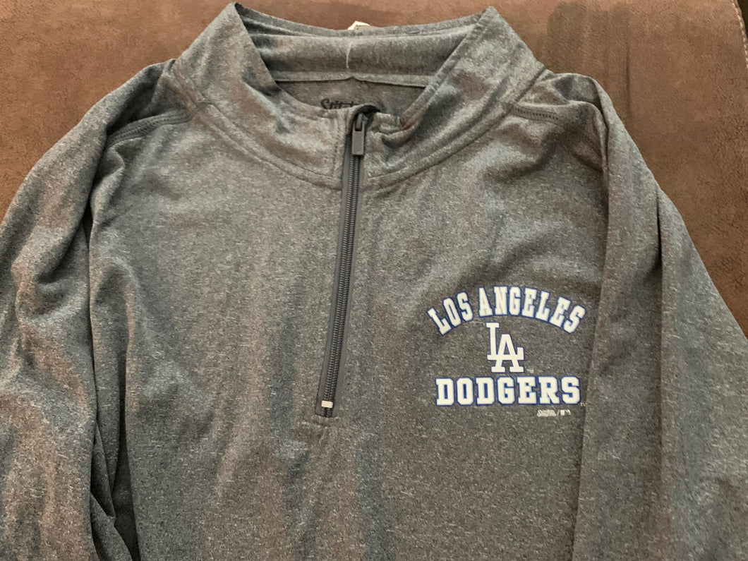 Los Angeles Dodgers Half Zip – Rob Parker Shop