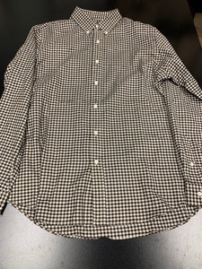 Polo Button Up - Checkered