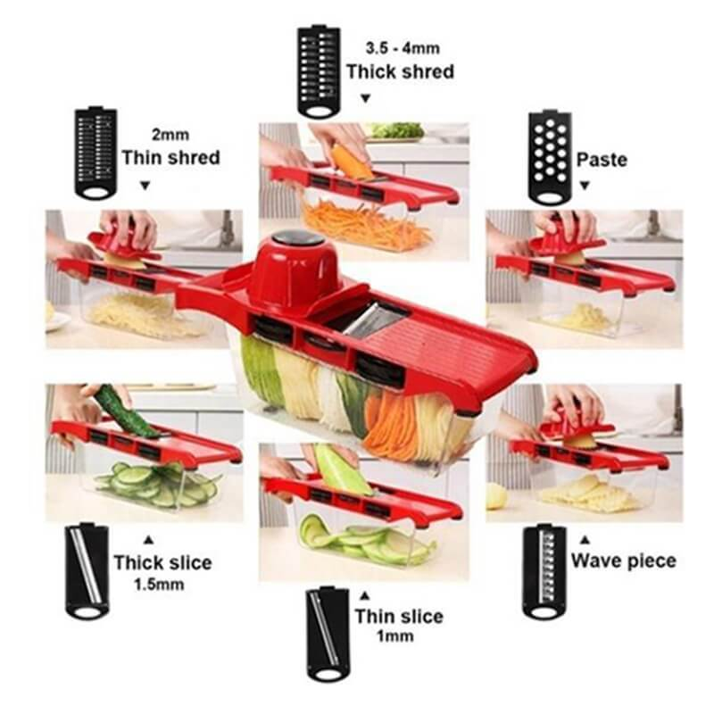 Vegetable Cutter Blade Manual Potato Peeler