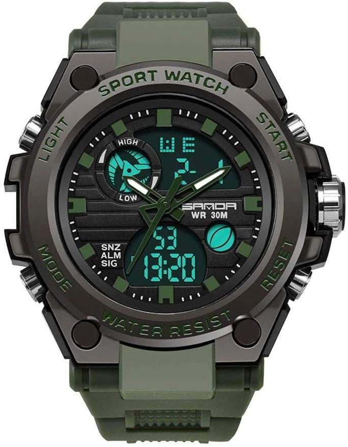 🔥40% Off🔥Outdoor sports dual display electronic watch