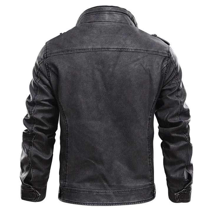 Vintage Stylists Rodeo Leather Jacket