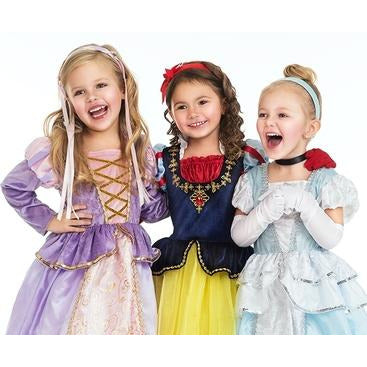 Set of Replacement Girls Costumes