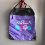 Love Dance Drawstring Bag