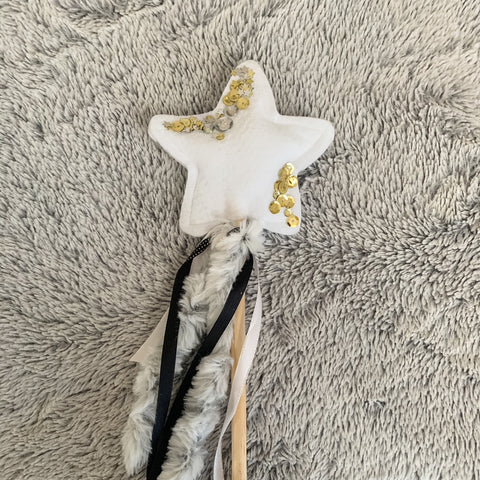 New Year's Star Wand