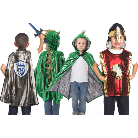 Full Set of Boys Costumes