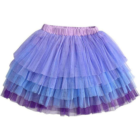 Waterfall Tutu Multi Color