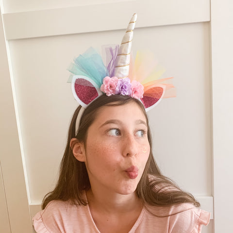 Unicorn Light Up Headband