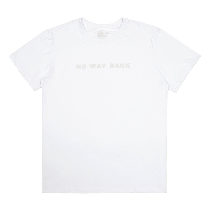 Camiseta No Way Back Branco