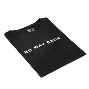 Camiseta No Way Back Preto