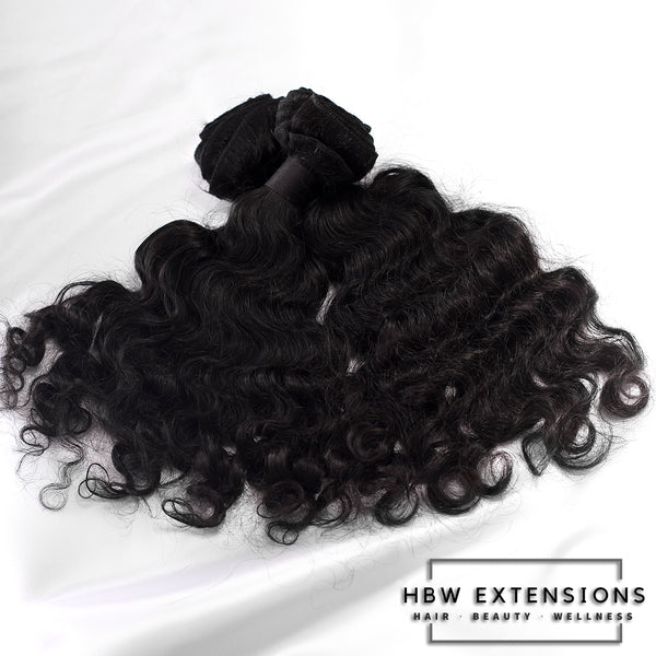Organic Natural Curly | 3.0 oz Bundles | Organic Beauty Collection