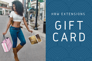 HBW Extensions Gift Card