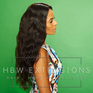 Organic Natural Loose Wave | 3.0 oz Bundles | Organic Beauty Collection