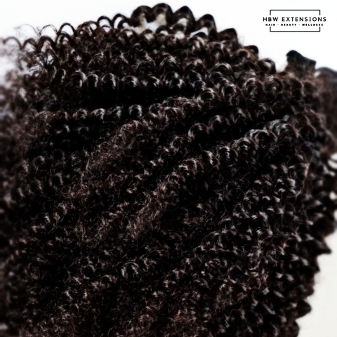 Kinky Curly Virgin Hair Bundles | 3.0 oz Bundles | Refined Collection