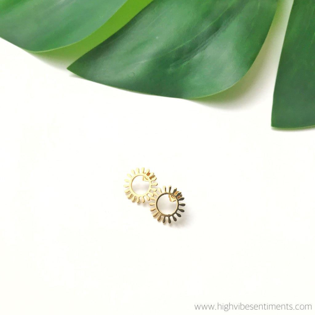 High Vibe Sentiments, Sunny Studs