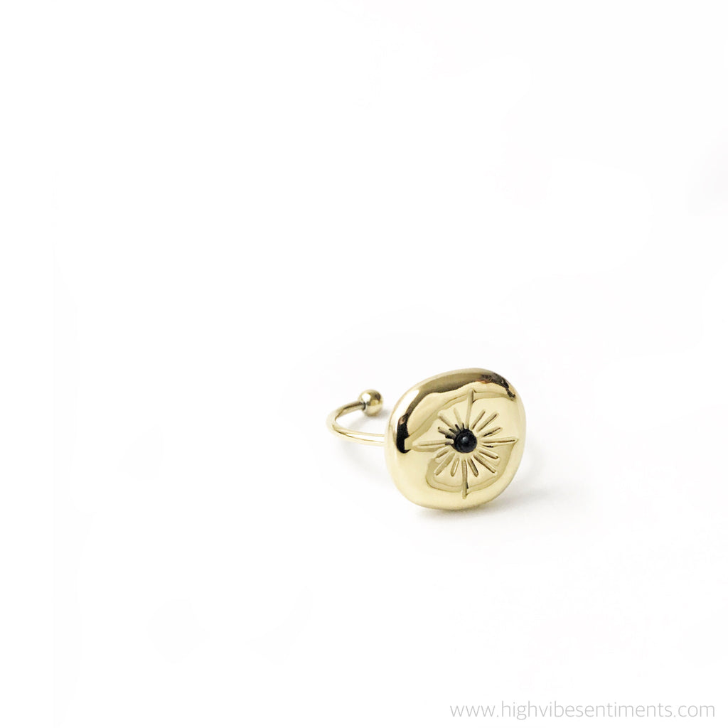 High Vibe Sentiments, Star Bright Ring