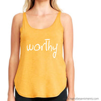 Worthy- Women's Tank (colors vary)
