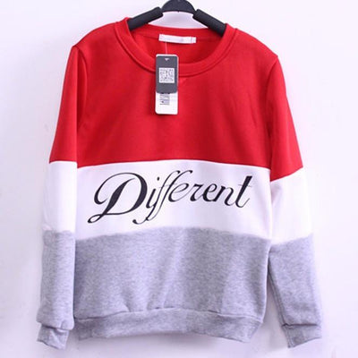 Different Sweatshirt
