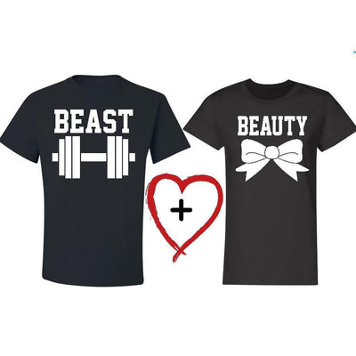 Beauty and the Beast Tees