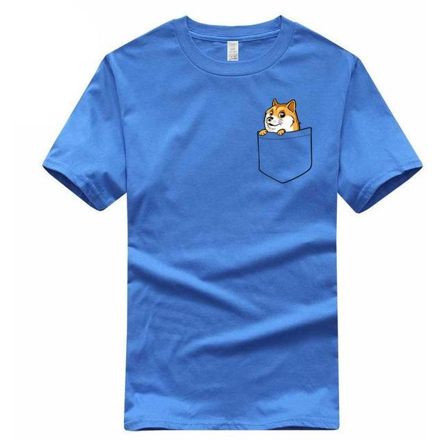 Pocket Doge Tee