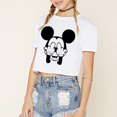 Evil Mouse Tee (Top)