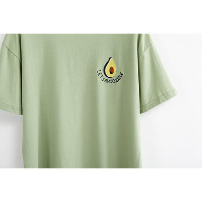 Let's Avocuddle Tee (Top)