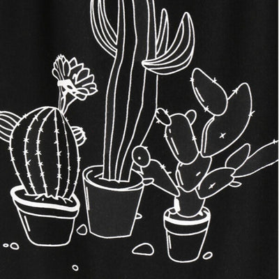 Night Time Cactus Top