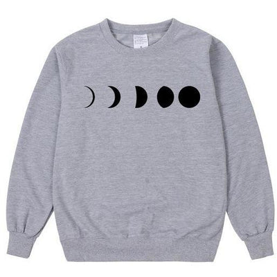 Moon Phase Sweatshirt