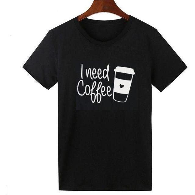 I'm a Latte to Handle Couple Tees