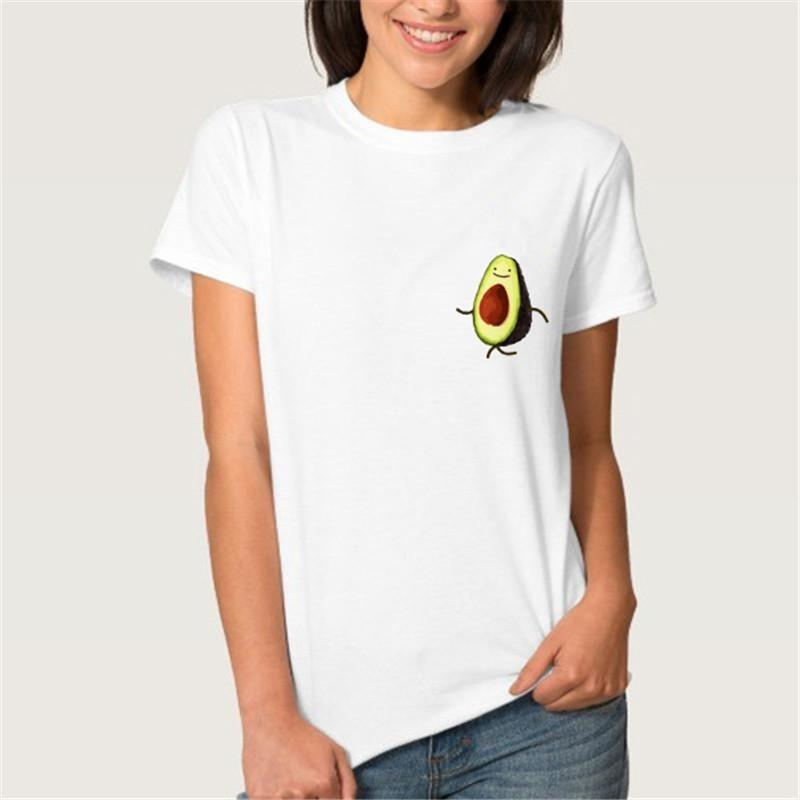 Happy Avocado Tee