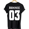 Bonnie and Clyde Tees