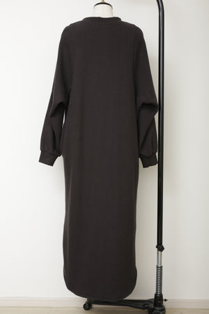 Round Dolman Dress