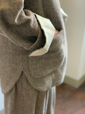 Wool Rough Jacket