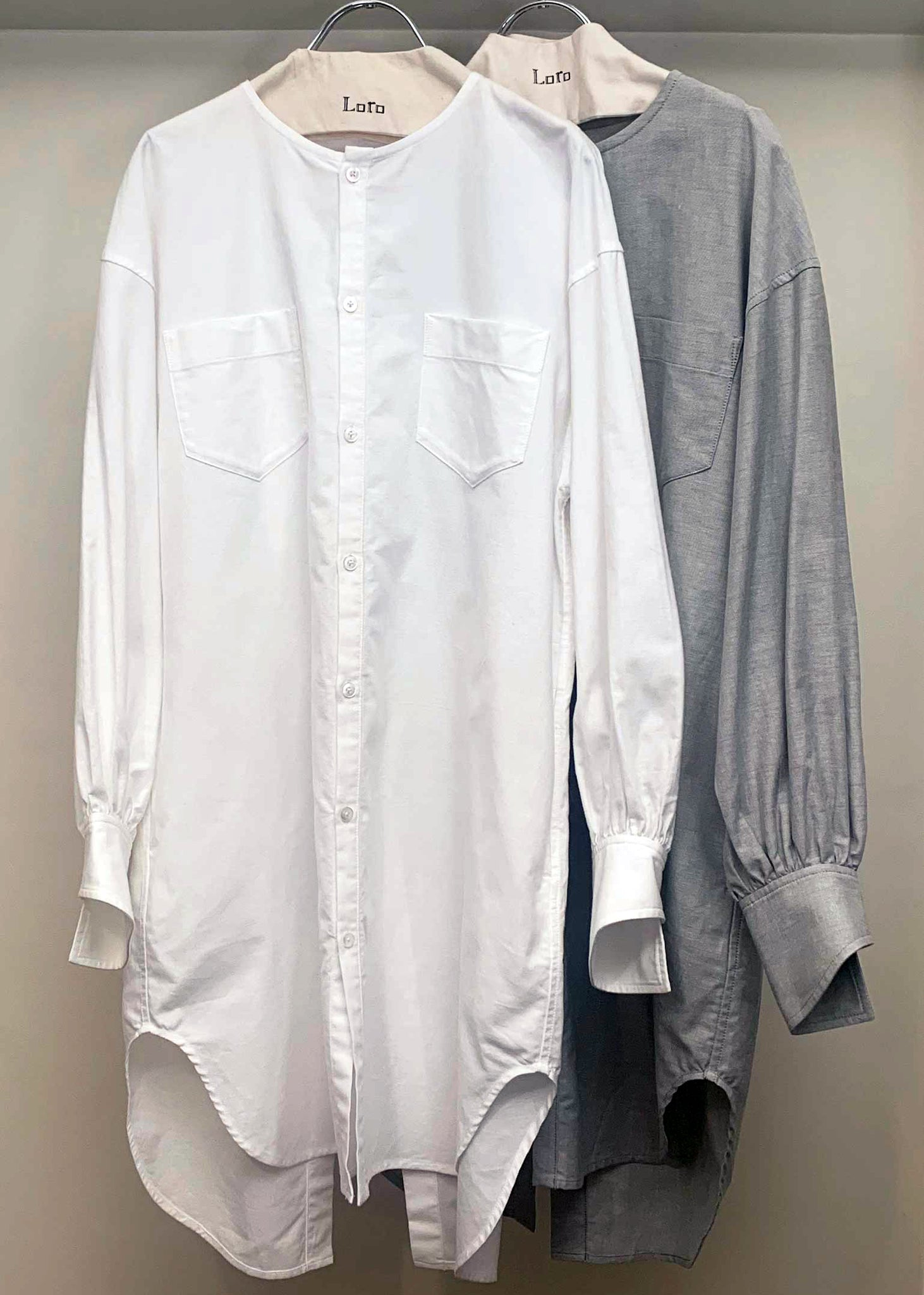 Double Pocket Shirts