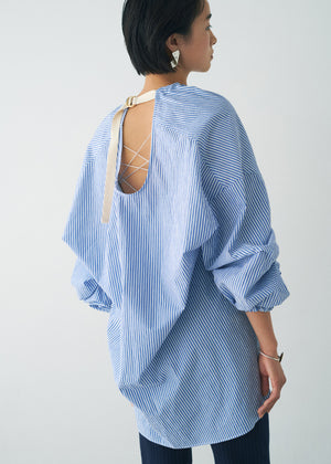 Lift up Gather Blouse