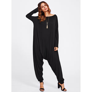 Drop Crotch Jumpsuit - Shop Livezy Lane