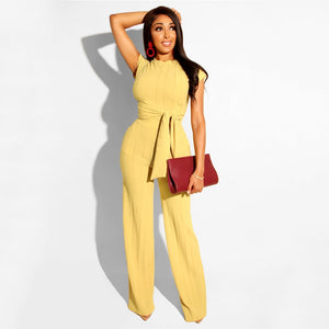 Knit Stretchy Ribbed Front Tie Two Piece Set - Shop Livezy Lane