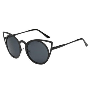 Big Cat Sunglasses Metal Frame Sunglasses - Shop Livezy Lane