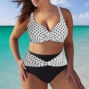 Polka Dot Bikini - Shop Livezy Lane