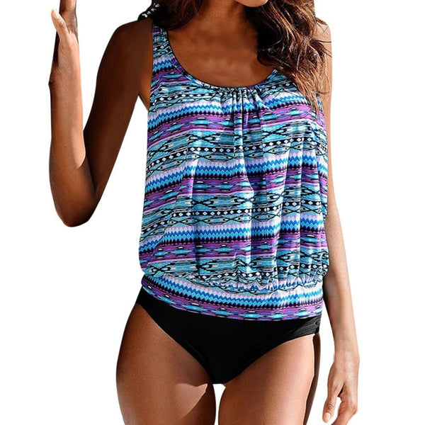 Sexy Printed Swimsuit - Shop Livezy Lane