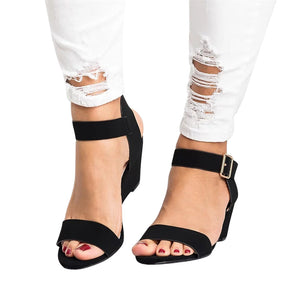 Wedges Heel Roman Sandals