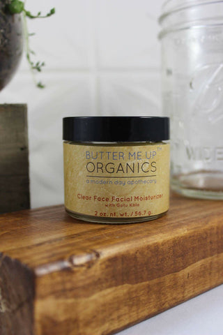 Face Cream Facial Moisturizer -  Organic - Shop Livezy Lane