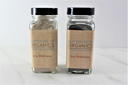 Natural Organic Dry Shampoo No Butane - Shop Livezy Lane